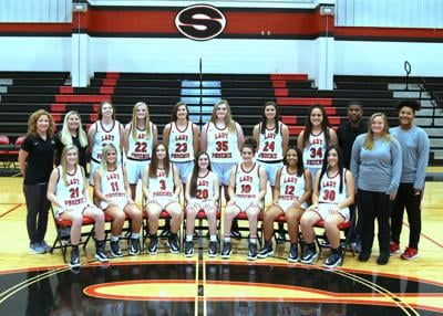 2019-2020 Sonoraville Girls Basketball Team Roster