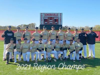 CMS baseball completes undefeated season with BGMSAA title