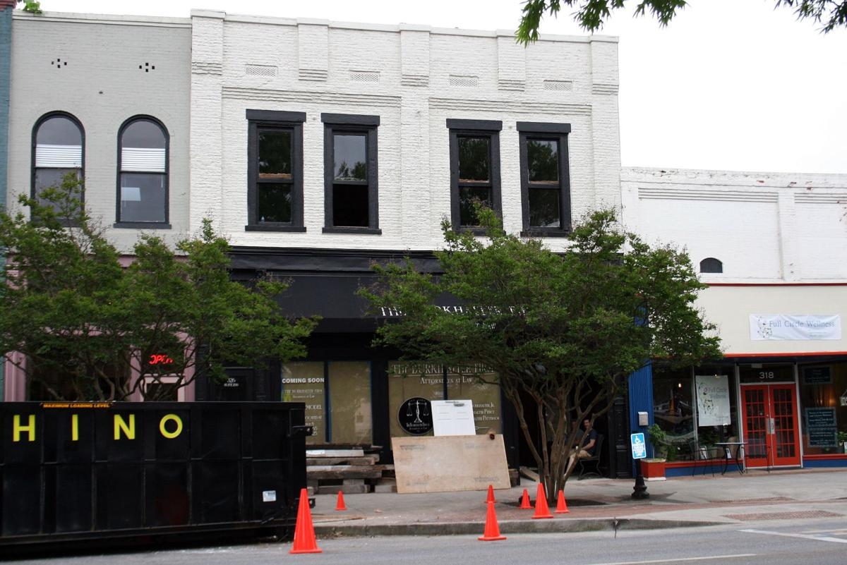 HPC approves work at 324 Broad Street