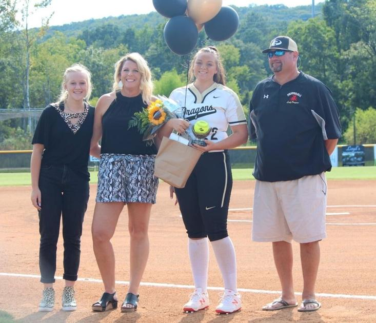 Pepperell Softball wins on senior night