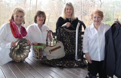 032019_MNS_Tossed_Out_Treasures Joan Plunkett Rita Bodner Donna Squire Sue Winner