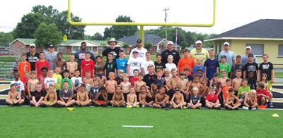 Calhoun Youth Football Camp