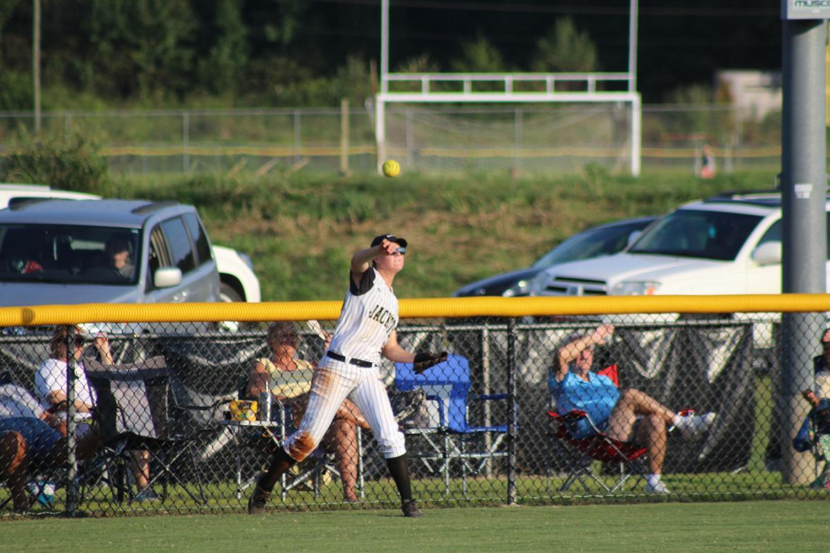 Rockmart Lady Jackets softball