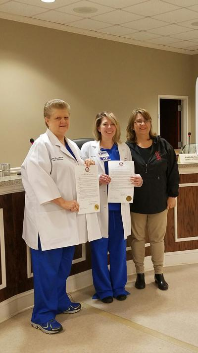 National Nurse Practitioners Week in Polk County