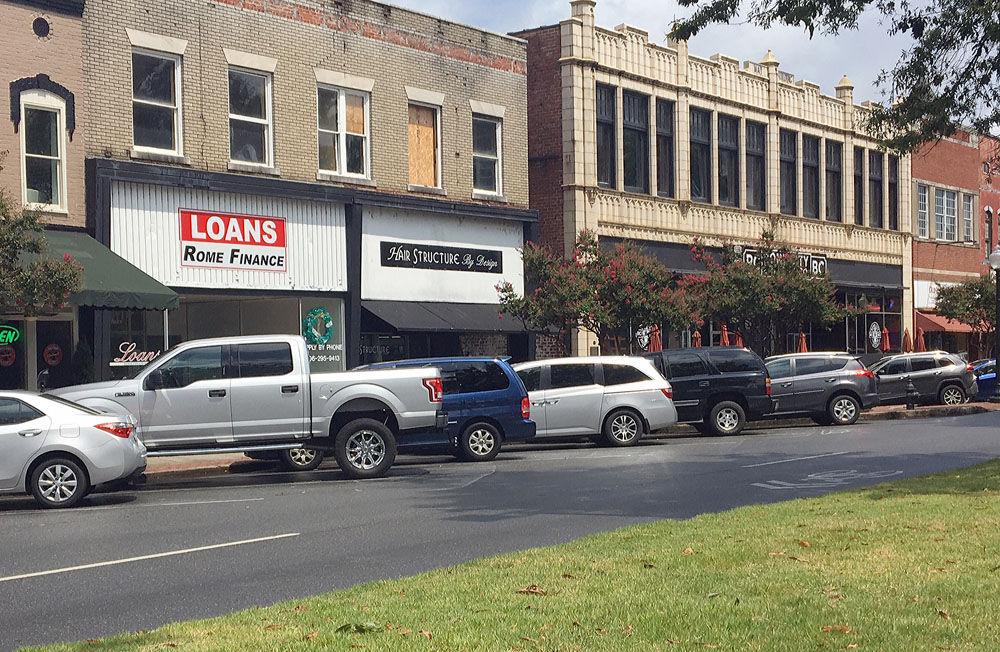 Broad Street parking