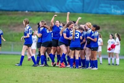 Armuchee Lady Indians celebrate trip to Class A-Public state championship