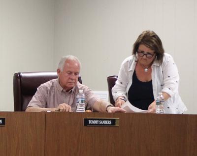 Polk County Board of Education - Aug. 14, 2018