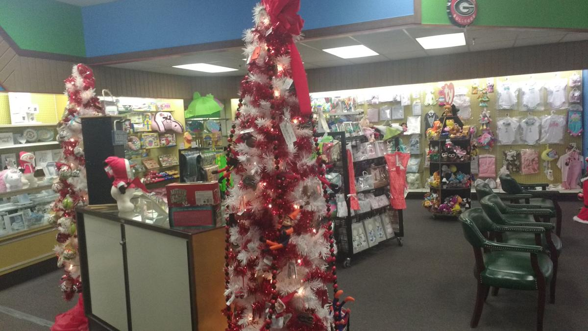 Rockmart Business ready for the holidays