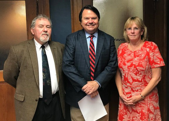 Poston appointed to panel