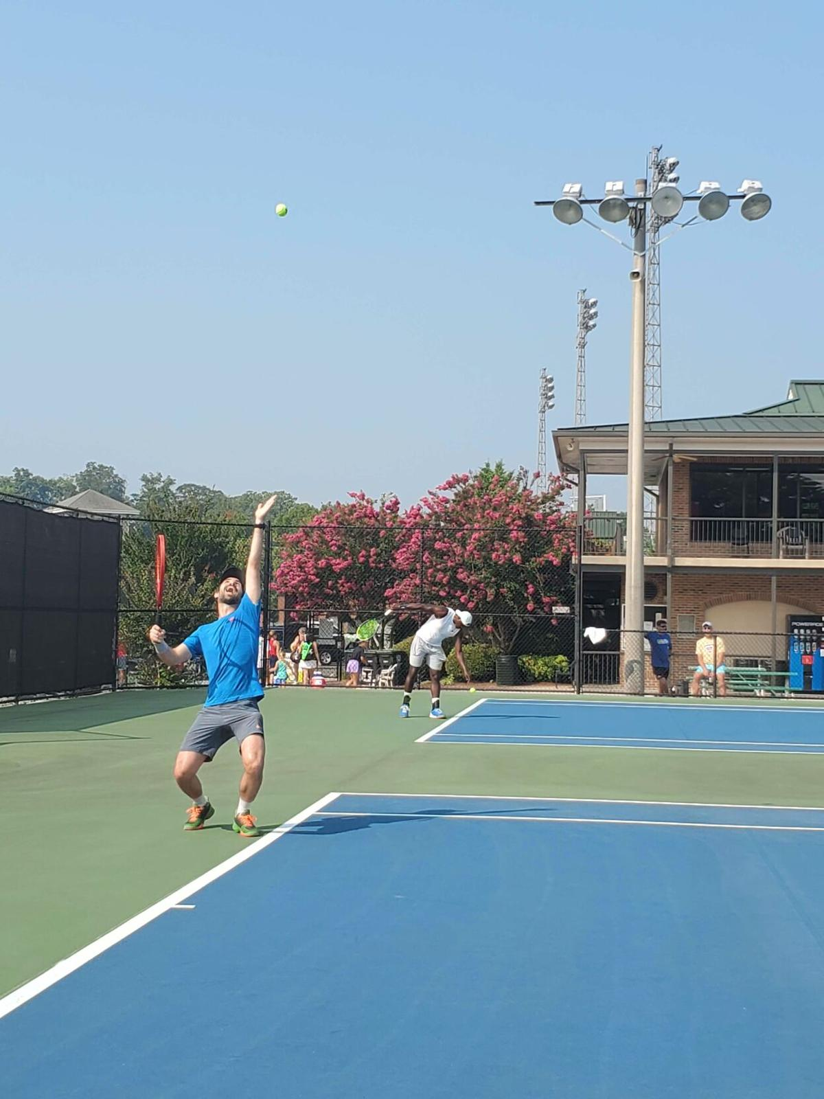Tennis under the Georgia Sun: 2021 USTA Southern Sectional Championships