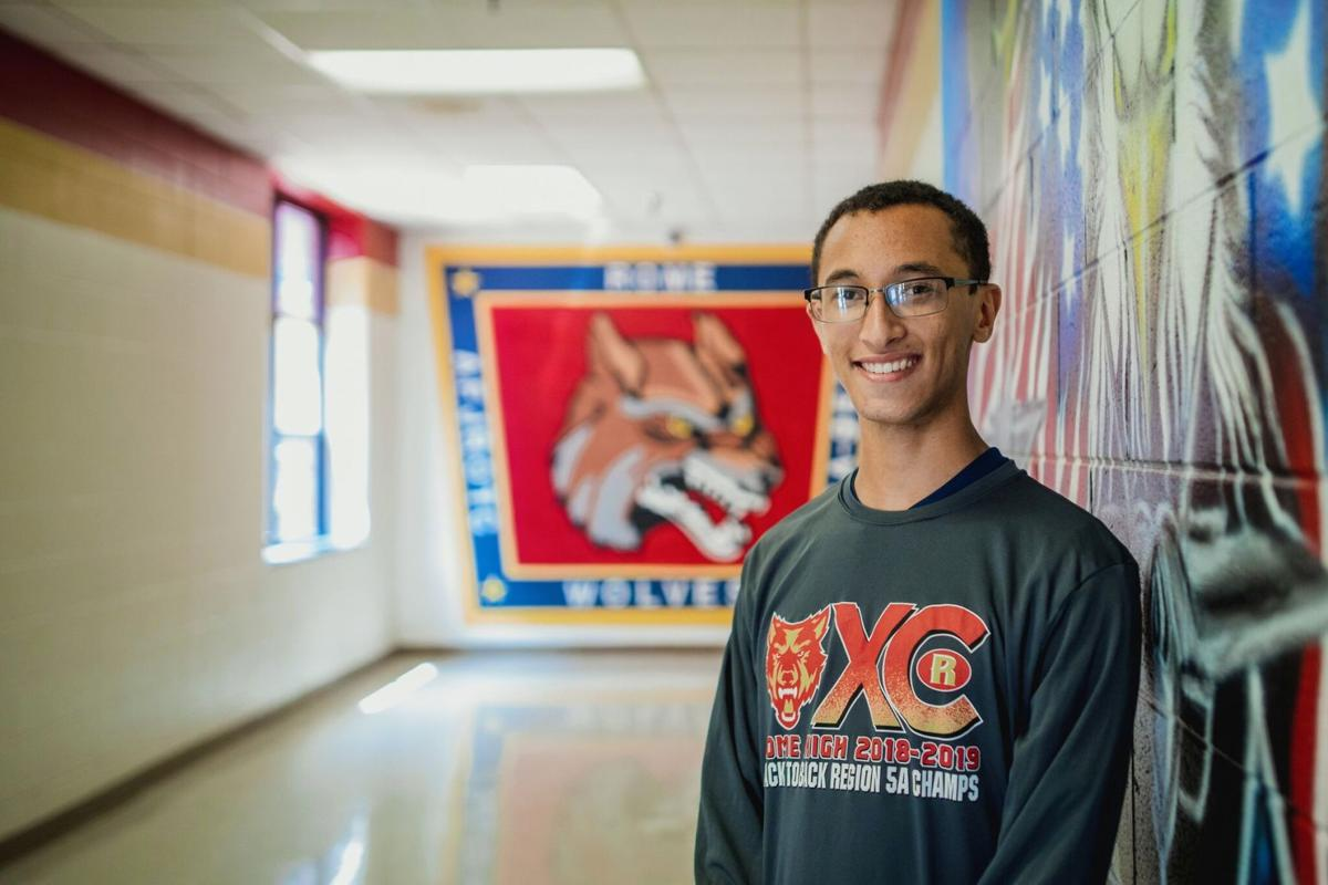 RHS student attends Chief of Staff of the Air Force Flight Academy scholarship program