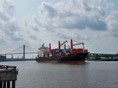 Georgia ports keep setting cargo records