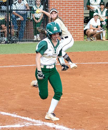 Calhoun's Erin Barnes