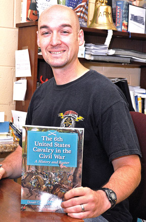 Author Jimmy Jones