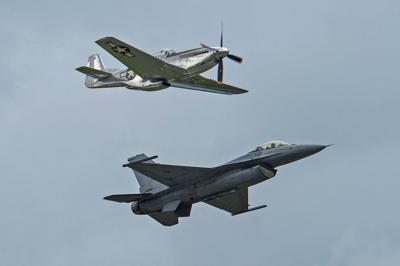 Heritage Flight Team