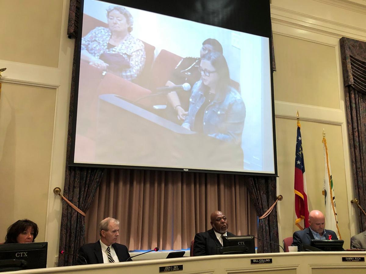 Homeless, advocates speak to City Commission
