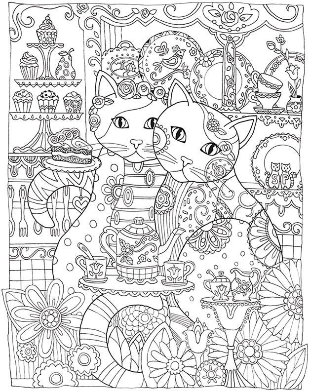 as a gift to our readers this national coloring book day dover publishing doverpublicationscom has granted us permission to share a page from their