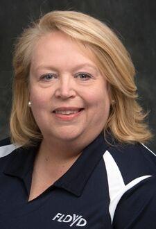 Beth Dorsey, Program Leader for Polk Medical Center's Subacute Rehab program