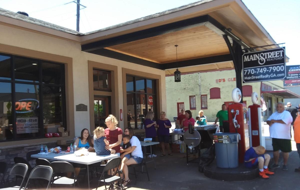 Free Lunch Friday at Main Street Realtors in Cedartown