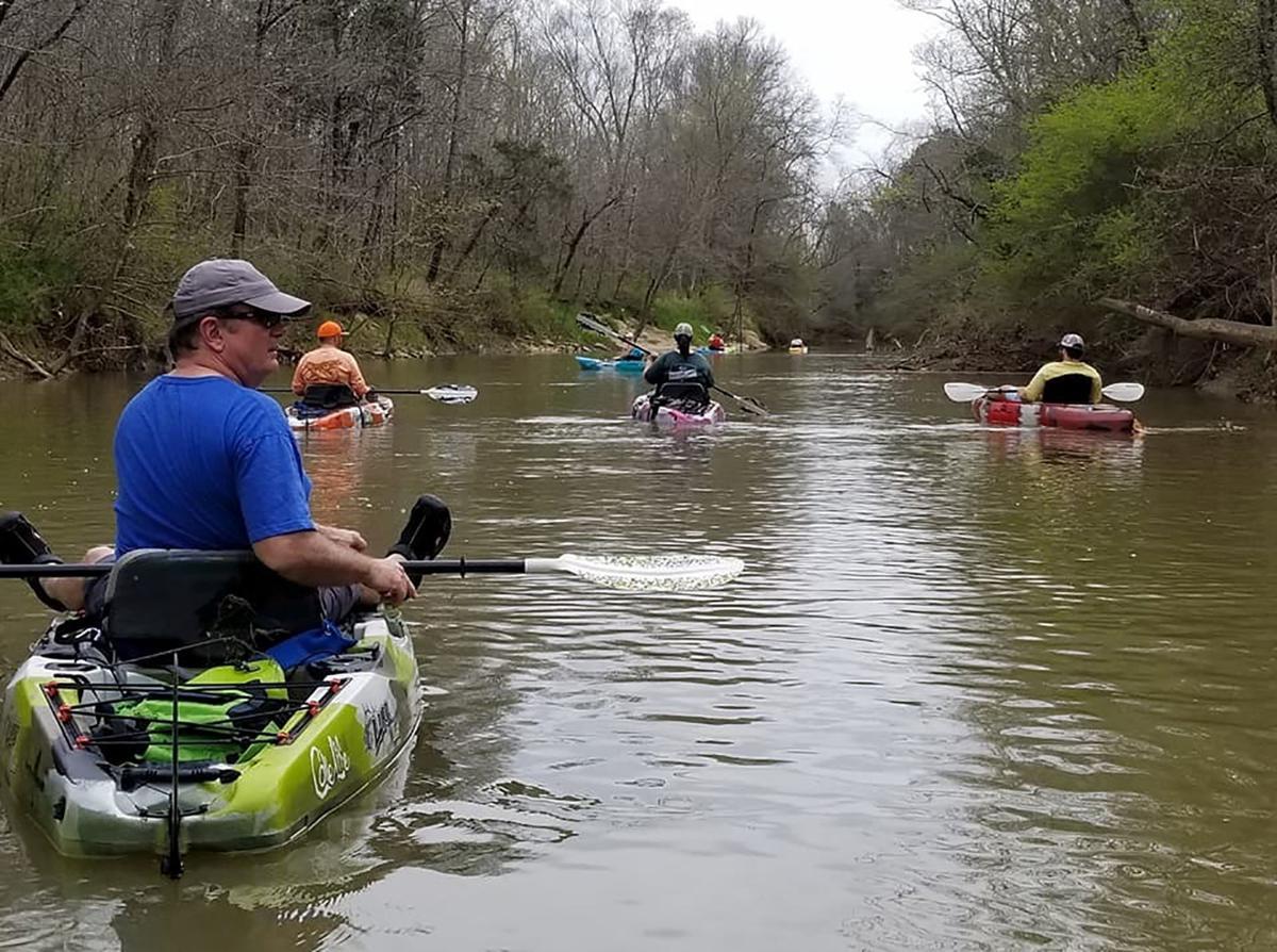 Kayak Canoe Catoosa outdoor rec