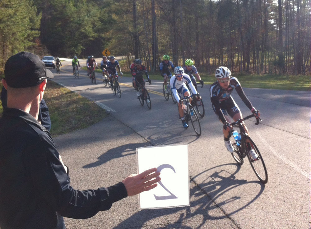 nearly 300 participate in fouche gap race local