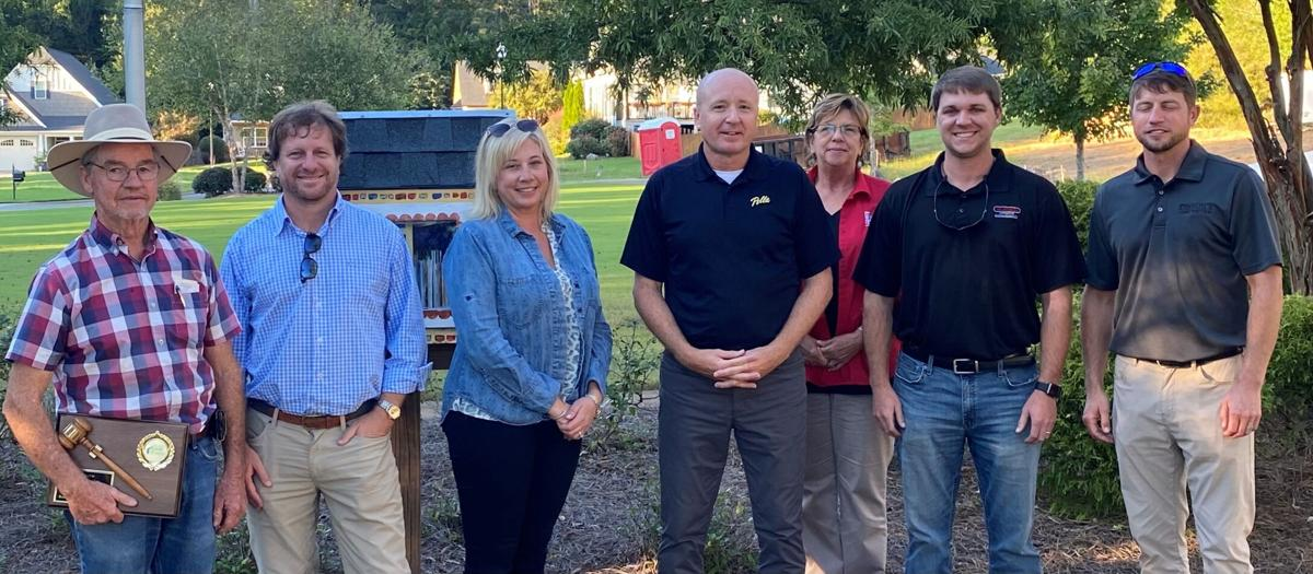 Rome Home Builders Association awards scholarships, installs officers