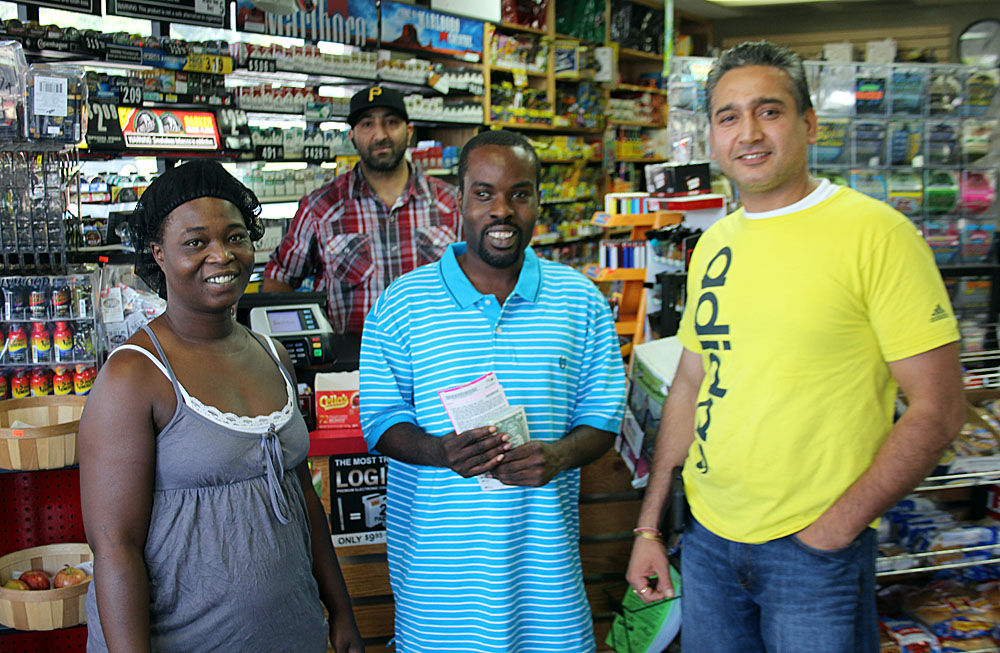 $10,000 in lottery tickets rescued from trash