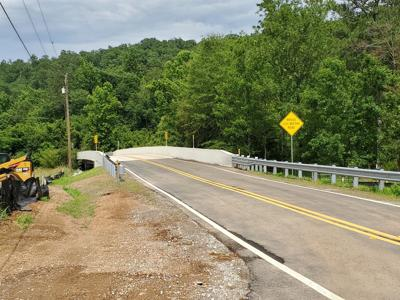 Bridge Replacement on Mountain Home Loop