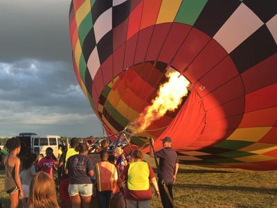 Hot Air Balloon Festival 2018