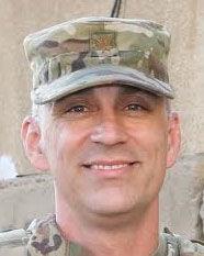 Maj. Chris Parker