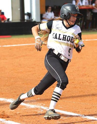 Calhoun's Carlie Henderson
