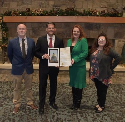 PCCCA receives state recognition