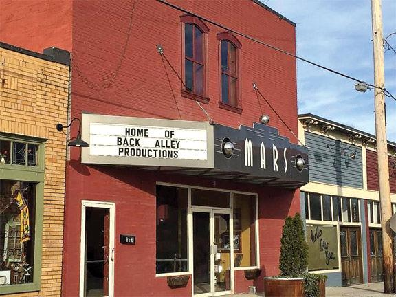Mars Theatre District in LaFayette