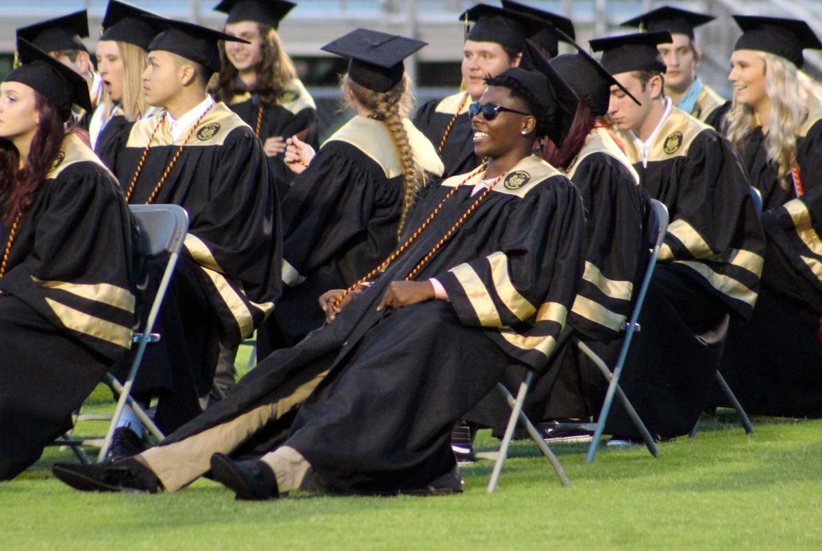 Rockmart High School 2020 Graduation