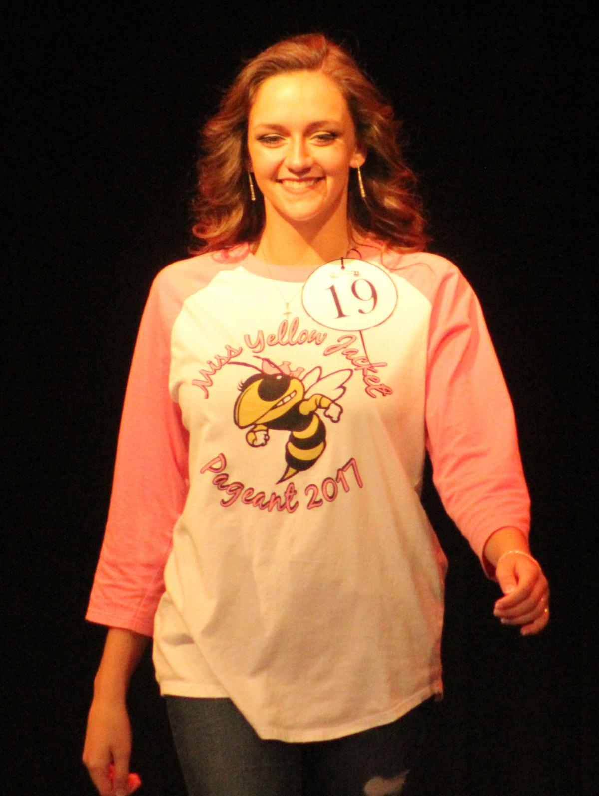 2017 Miss Yellow Jacket Pageant