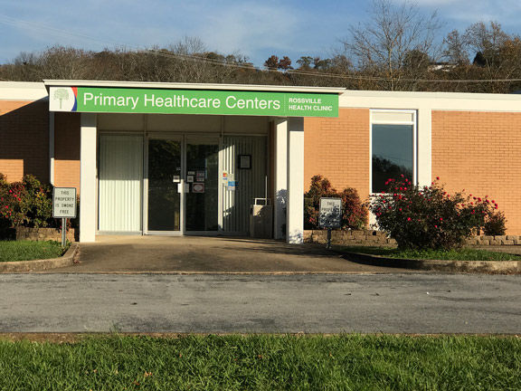 PHC clinic in Rossville