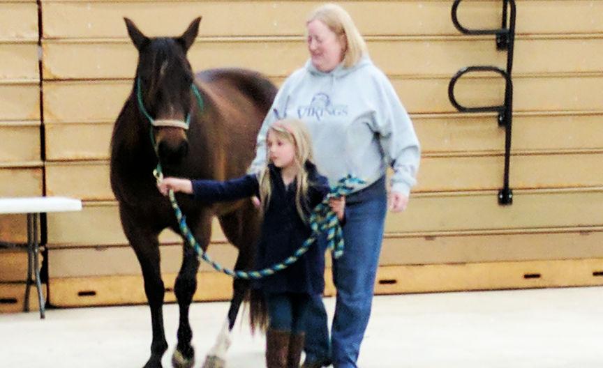 Horse Club Meetings Begin Monday, Dec. 4