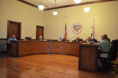 Rockmart City Council October 2019