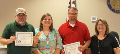 County Commission honors Home Depot employees for helping