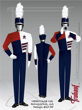 New uniforms
