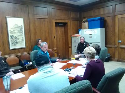 Polk County Public Safety Committee February 2019
