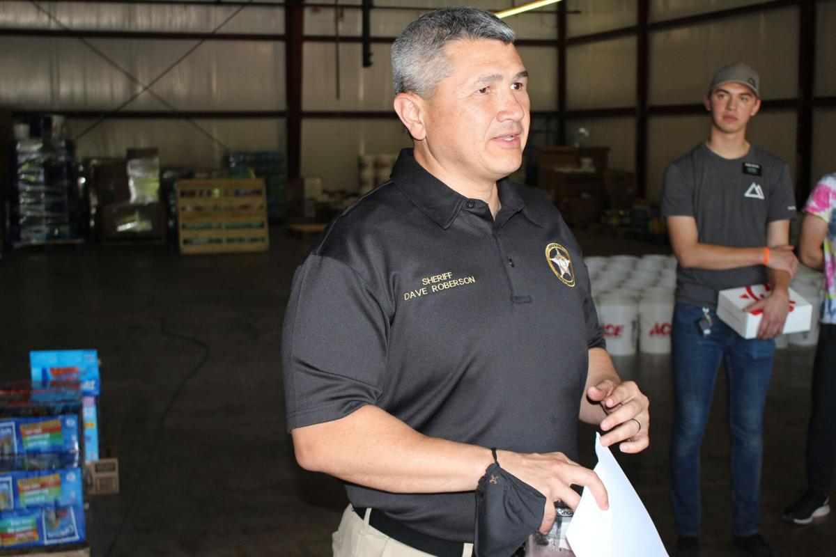 Rome Ga Cares team plans to honor life of former Polk County Sheriff's deputy during Louisiana trip