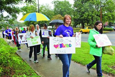Never underestimate the power of heels:  5th annual Walk a Mile In Her Shoes set for Oct. 7