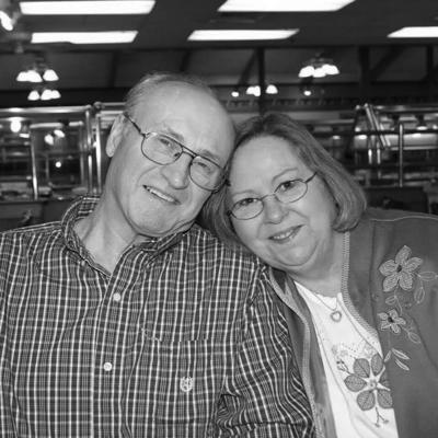 Phillip and Sue Murphy