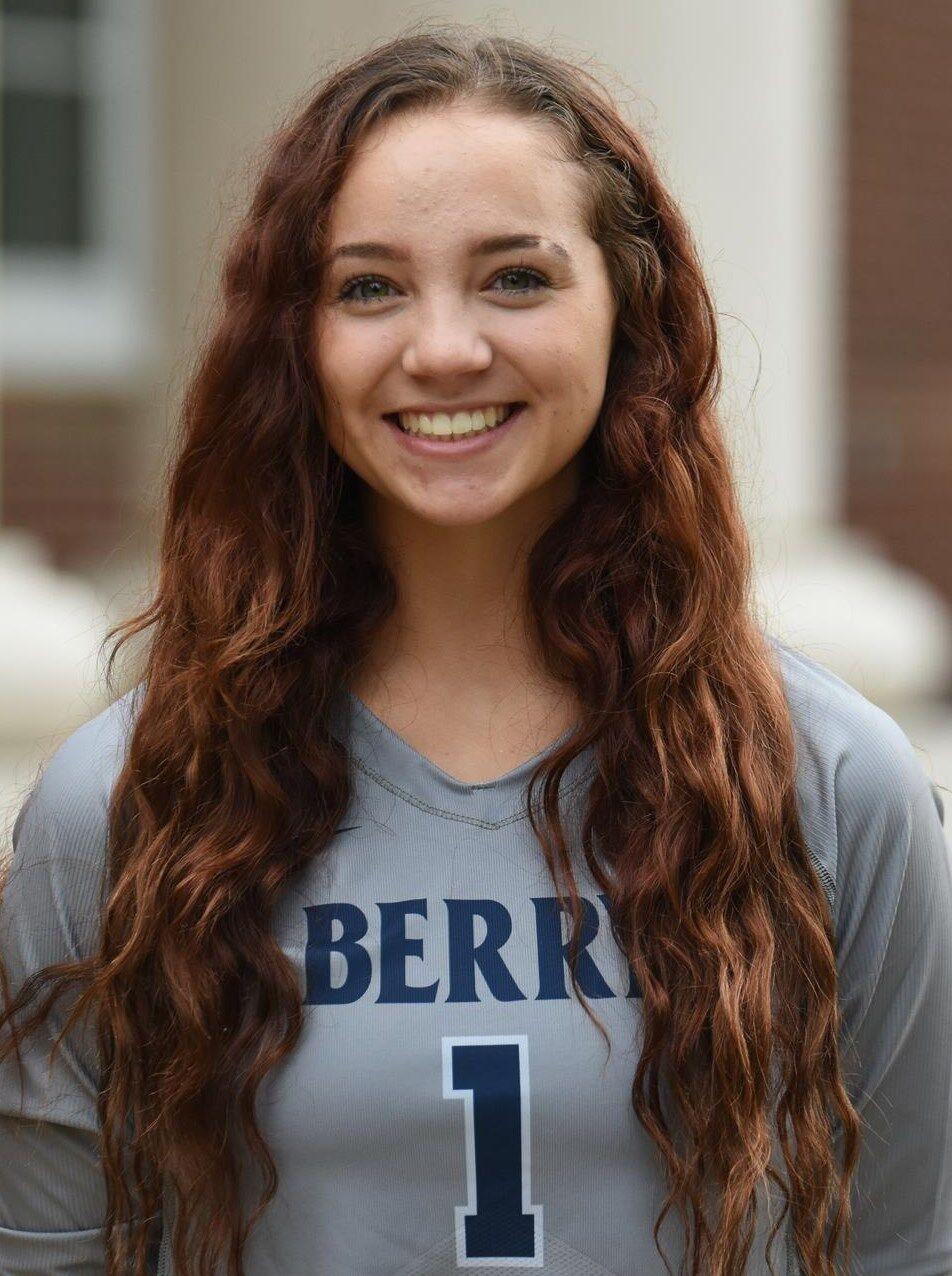Laura Beier - Berry Volleyball