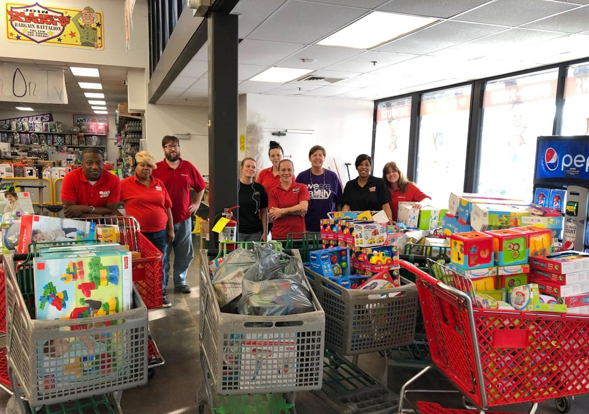 It's crunch time for Toys for Tots
