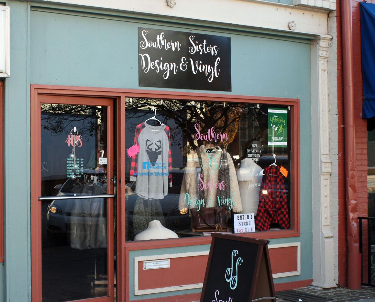 Small Business Snapshot: Southern Sisters Design and Vinyl