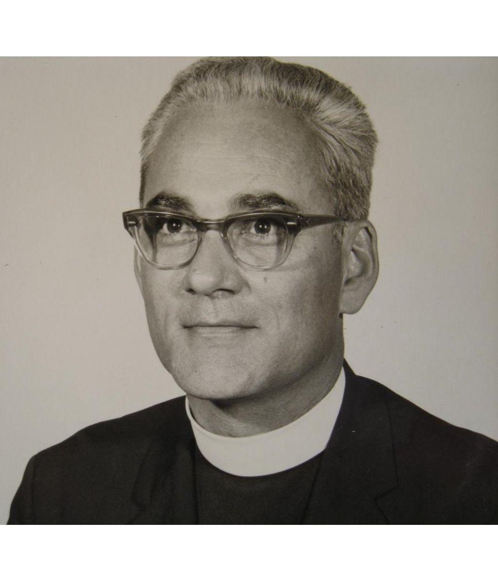 Rev. John  Flanigen Jr.