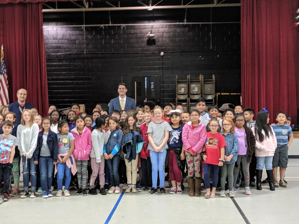 State Rep. Trey Kelley Government Visit to Northside