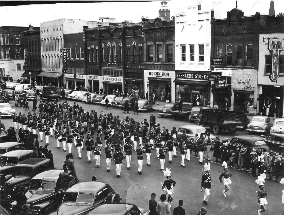 pic of past broad st parade